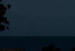 Superluna-en-altea-sobre-mar-la-olla
